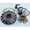 ACCENSIONE VESPA PX-PE 125/150/200 AVV.ELETTRICO