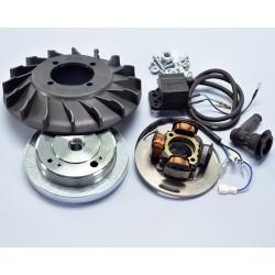 ACCENSIONE VESPA PX-PE 125/150/200 (12V)