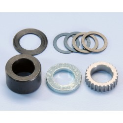 GEAR WITH THICKNESS CRANKSHAFT PIAGGIO