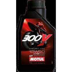 300V FACTORY LINE ROAD RACING 15W50 MOTUL
