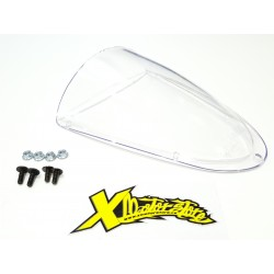 GLASS FOR FAIRING STEEL GP3