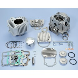 KIT POLINI XP4 50CC WITH HEAD 2V D.52 STROKE 41