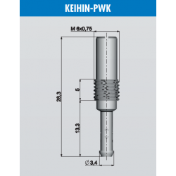 MINIMUM JET KEIHIN PWK