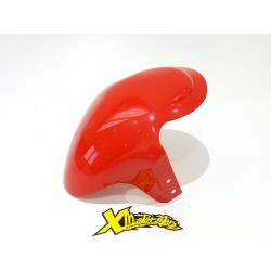 FRONT MUDGUARD GRC MIDI RR-MIX / MINI RX-X3 ABS RED