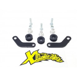 Kit radiator bracket for all models DM