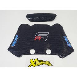 SEAT FOR FAIRING 910 S / GP3 (WITH BIADESIVO)