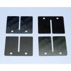 SET LAMELLE IN CARBONIO PACCO LAMELL.213.0036-0042-0044
