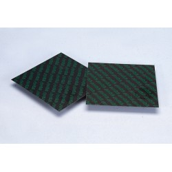 CARBON FIBER SHEET SET MM.110X100 0.35 THICKNESS