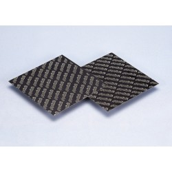 CARBON FIBER SHEET SET MM.110X100 THICKNESS 0,40