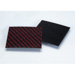 CARBON FIBER SHEET SET mm.110X100 0,45 THICKNESS
