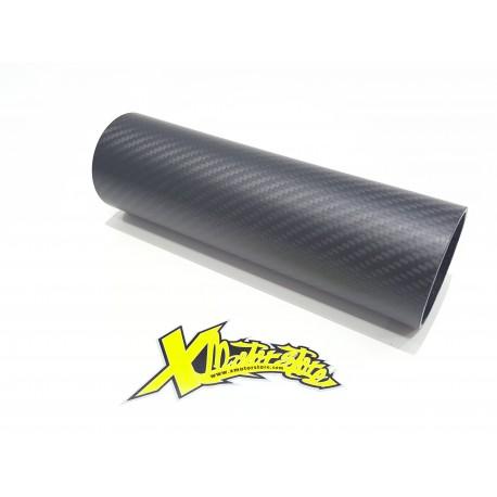Carbonio tubolare D.60 per silenziatore XMOTOR