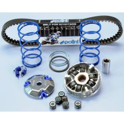 HI-SPEED KIT APRILIA-MALAGUTI F12-MBK BOOSTER