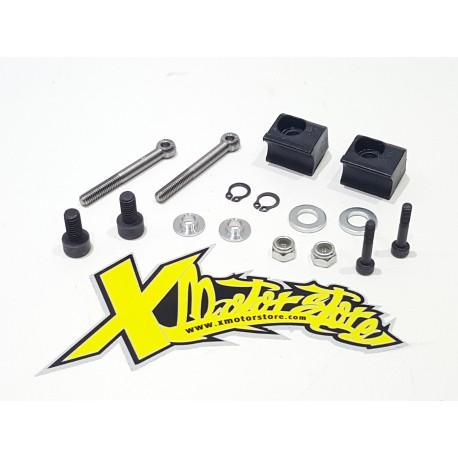 Kit clutch parts 2 masses