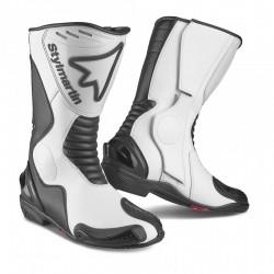 DIABLO Stylmartin 42 white motorcycle boots