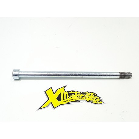 Perno ruota posteriore DM forcellone acciaio dal 2008  -  rear wheel axle for steel swingarm since 2008 DM