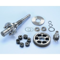 GEAR KIT WITH SCOOTER PARA AND PIAGGIO Z14-48