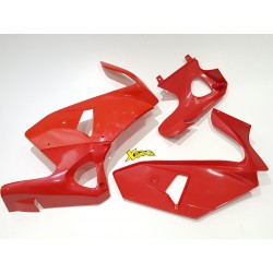 FAIRING POLINI 910 S RED