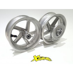 POLINI WHEELS PAIR 5 RAZZE 6.5 ""