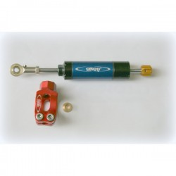ADJUSTABLE MINIMOTO STEERING DAMPER