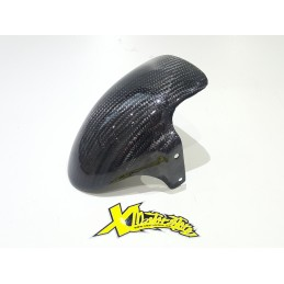 Front DM mudguard in carbon