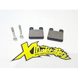 Minimotard minicross brake...