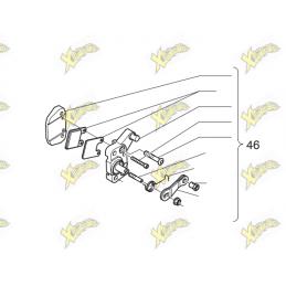 pinza freno minimotard polini