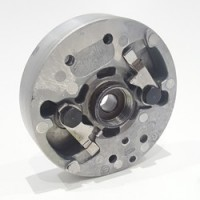 Flywheel for motorcycles and scooters