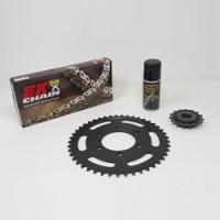 Motorcycle transmission kit